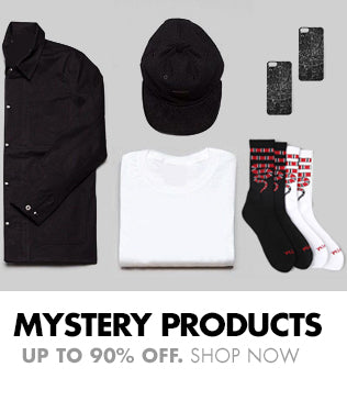 Mystery Products - Up to 90% OFF