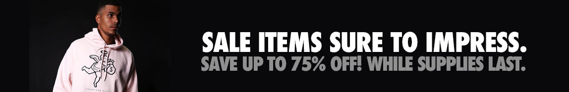 Sale Items. Up to 75% OFF