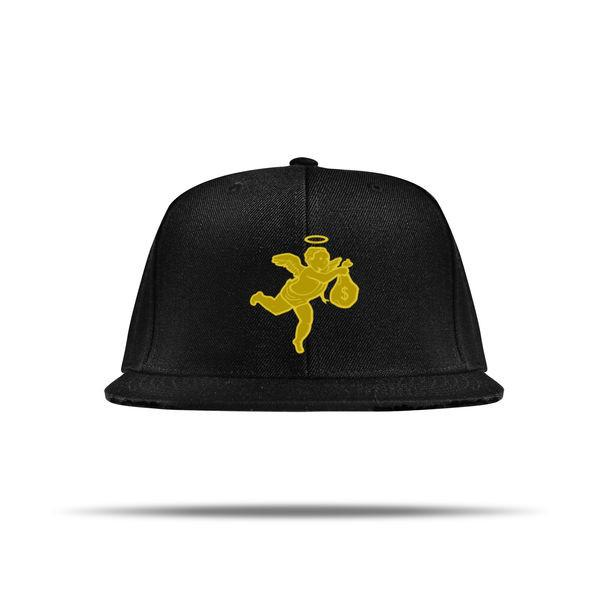 Gold Angel Snapback