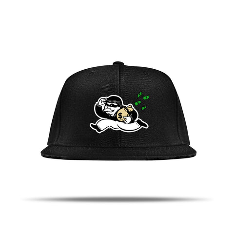 Robber snapback