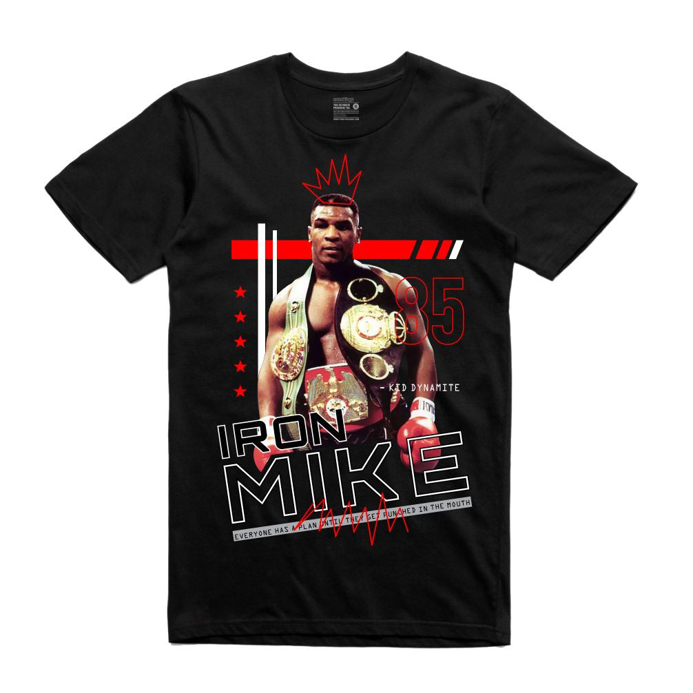IRON MIKE MM TEE