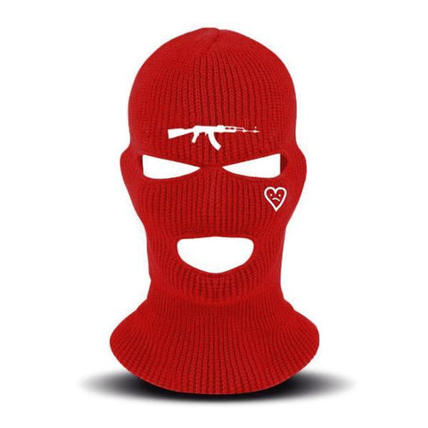 AK No Love Ski Mask