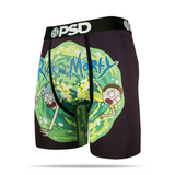Rick and Morty Classic Portal Boxers