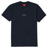 Supreme Qualite Tee- Black