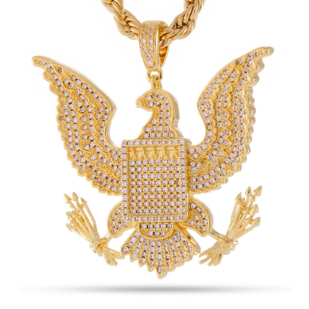 The 14K Gold Exec Necklace