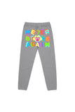 Monkey In The Middle Joggers - Grey