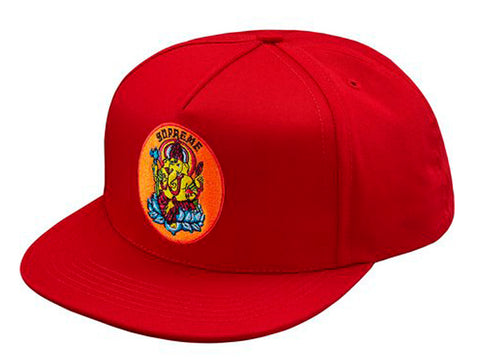 Supreme Ganesh 5-Panel- Red