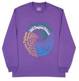 Palace 360 Longsleeve- Purple