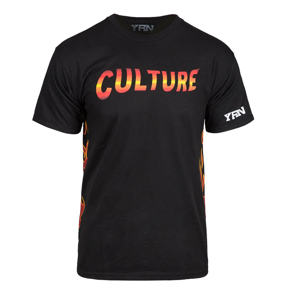 Flame Culture Tee