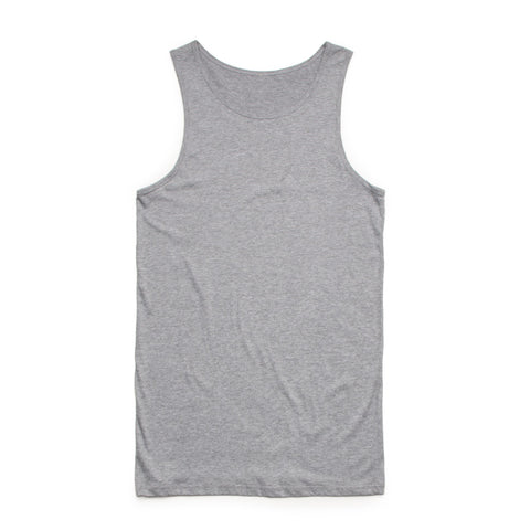 Fine Jersey Tank (Heather Grey)