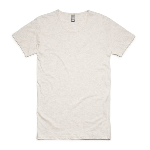 5011 Scoop Neck Tee (OATMEAL HEATHER)