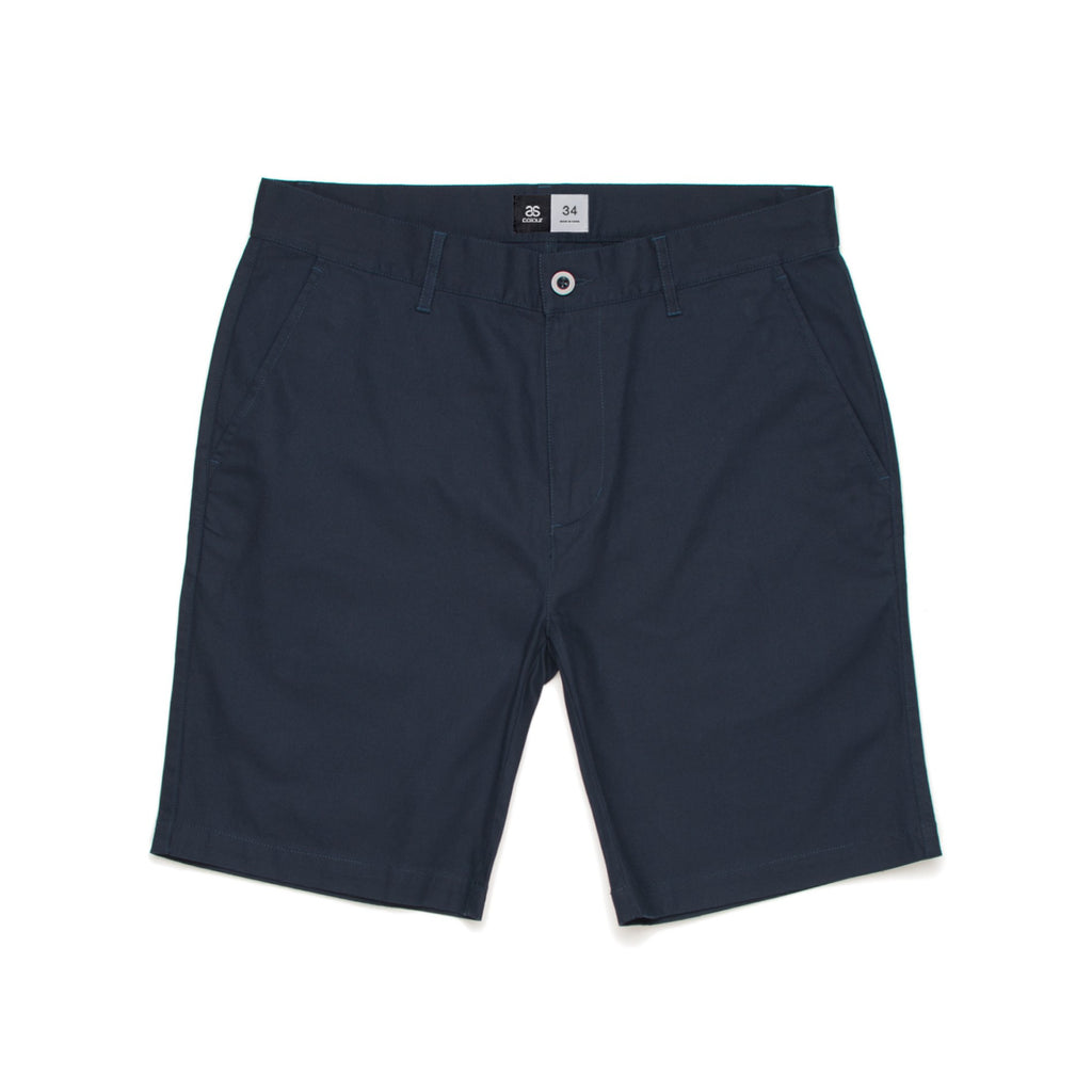 PLAIN SHORTS - 5902 - NAVY