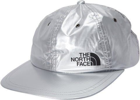 Supreme The North Face Metallic 6-Panel- Silver