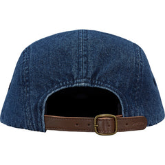 Supreme Washed Chino Twill Cap (denim)