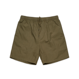 Beach Shorts - 5903 (Army Stone)