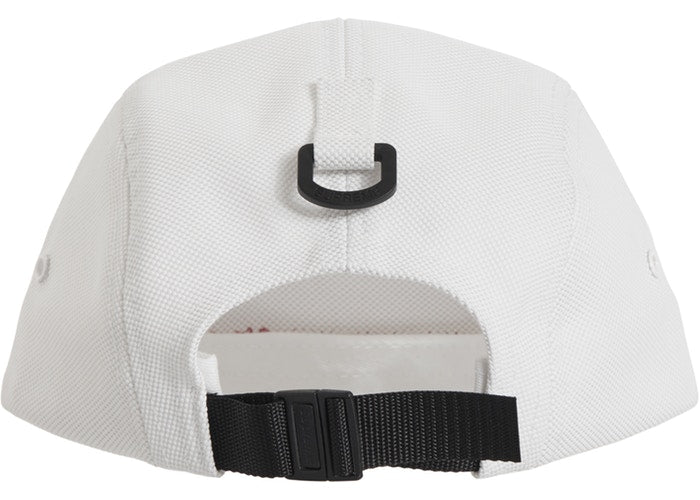 Supreme Ballistic Nylon Camp Cap- White