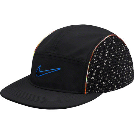 Supreme Nike Boucle Running Hat- Black