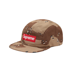 SUPREME WASHED CHINO TWILL CAP
