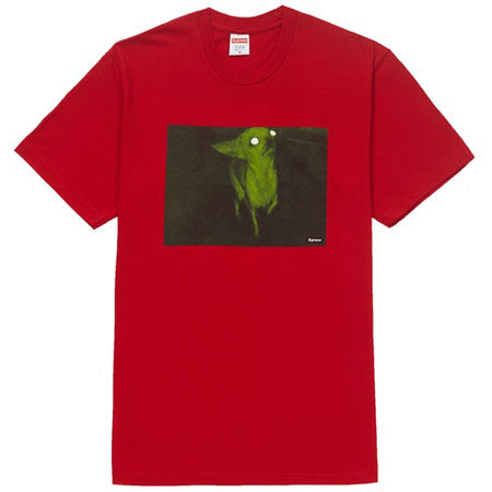 Supreme Chris Cunningham Chihuahua Tee- Red