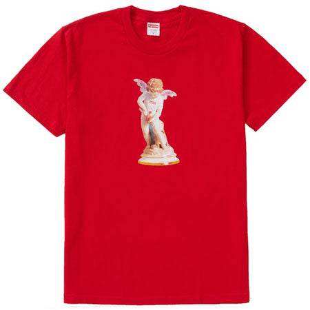 646cfe22a84 Supreme Cupid Tee- Red