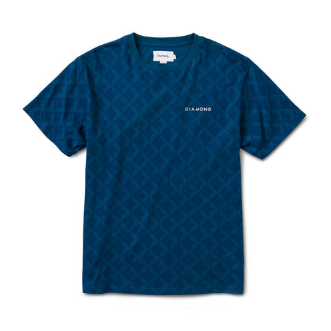 Diamond Tiles Short Sleeve T-Shirt