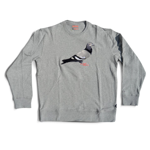 Staple Pigeon Crewneck - Gray