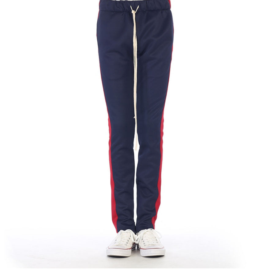 EPTM Track Pants (navy/red)