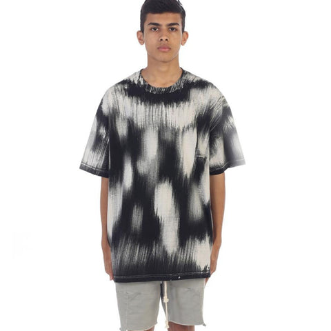 Brush Dye Box Tee