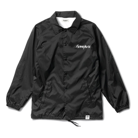 FEMMEMUTE COACH JACKET
