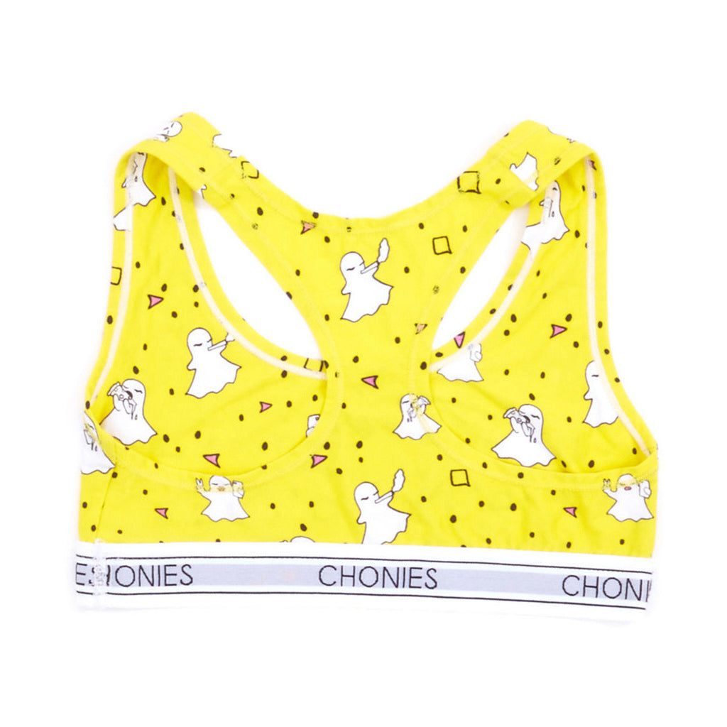 Ghosties Sports Bra