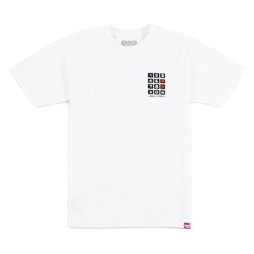 CREEP IN TOUCH TEE