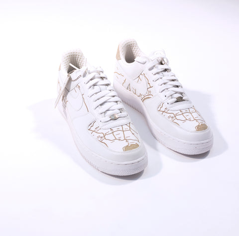 "Air Force 1s Low Premium ""Los Angeles Map"""