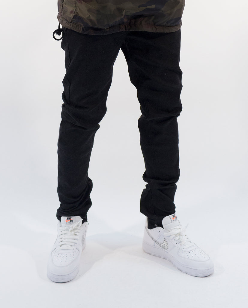 Kayden K Black Raw Denim