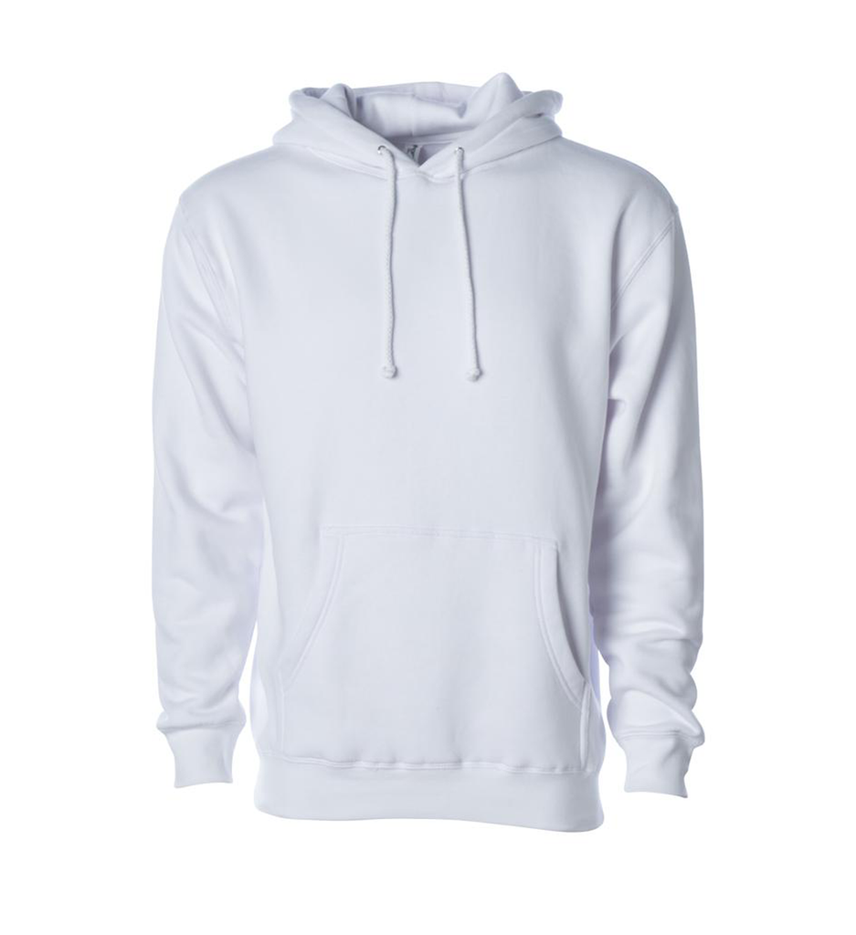 Independent Heavyweight Hooded Pullover Sweatshirt