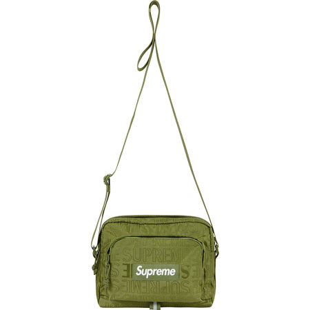 Supreme SS19 Shoulder Bag- Olive
