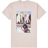 Supreme American Picture Tee- Heather Light Pink