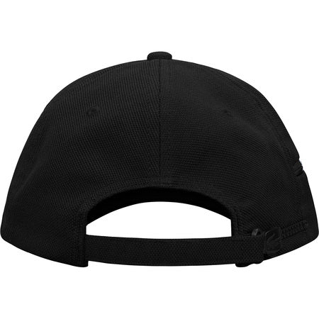 Supreme LACOSTE Pique 6-Panel= Black