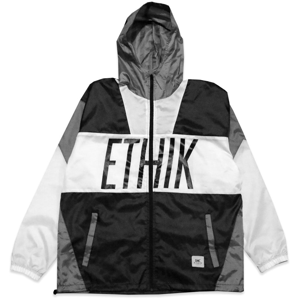Training Camp Windbreaker - Greyscale