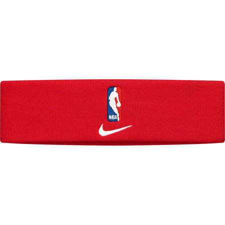 Supreme Nike NBA Headband- Red