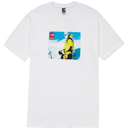 06ea305b0bc3 Supreme - Supreme The North Face Photo Tee- White – Streetwear Official