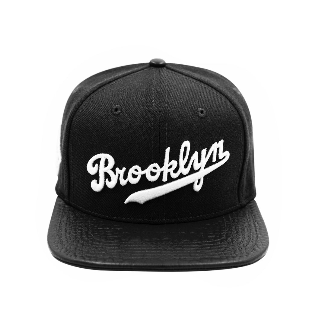 BROOKLYN DODGERS JERSEY SCRIPT (Black)