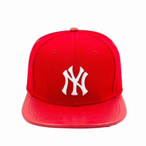 NEW YORK YANKEES LOGO (Red)