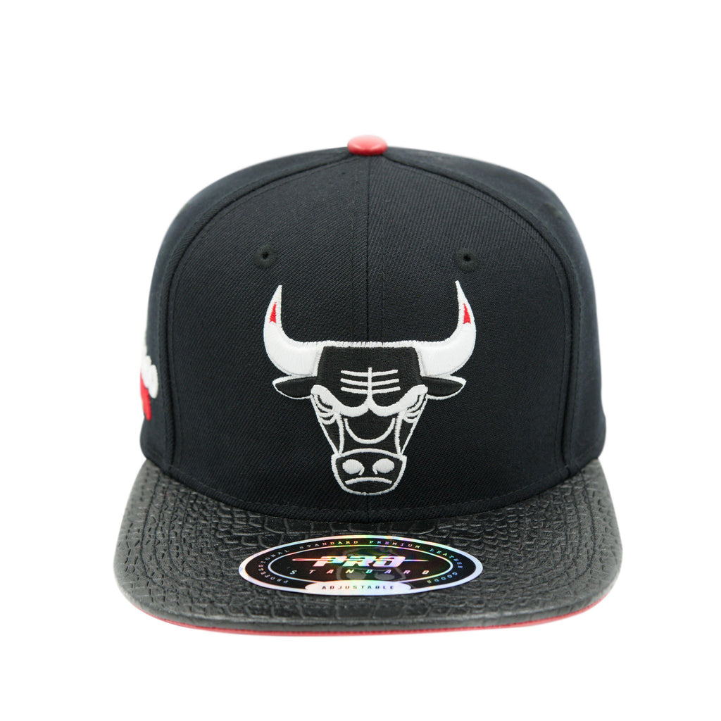 CHICAGO BULLS LOGO (BLACK)