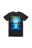 Dazed Monkey T-Shirt - Black - QR