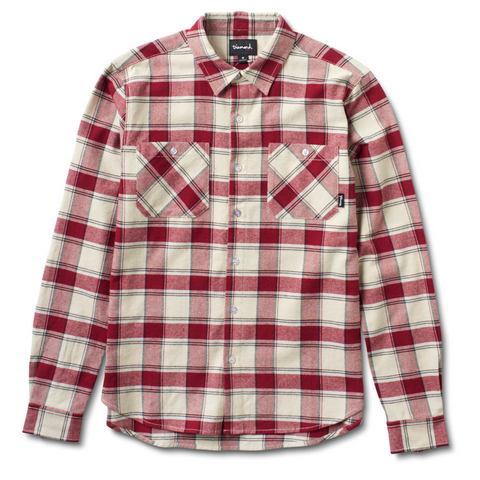 RADIANT PLAID FLANNEL