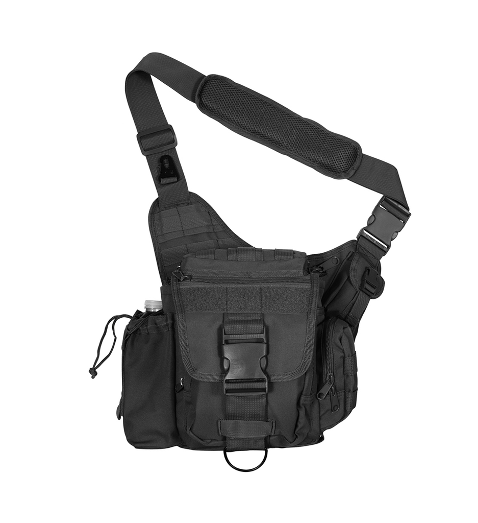 Advanced Tactical Bag (Black)