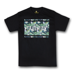 Martinique Leaves Tee