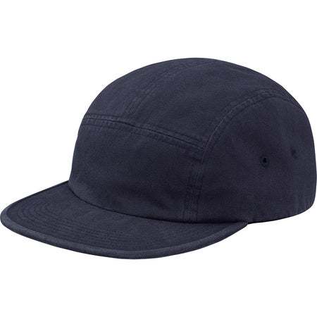 Supreme Arc Logo Shockcord Camp Cap- Navy
