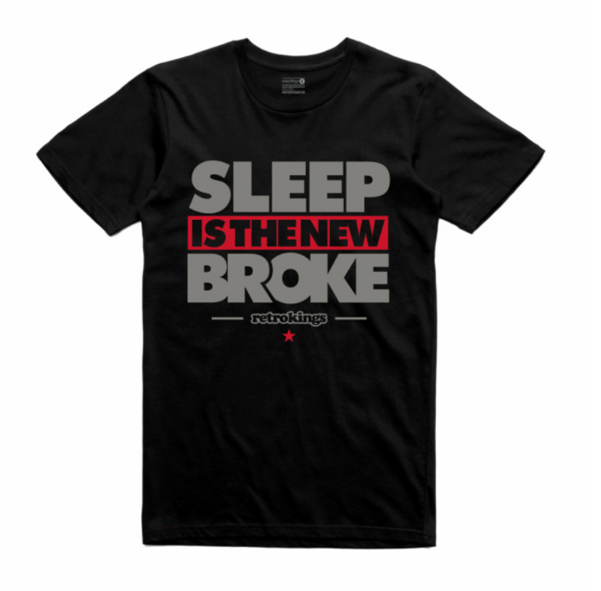 "SLEEP ""BRED"" 8"
