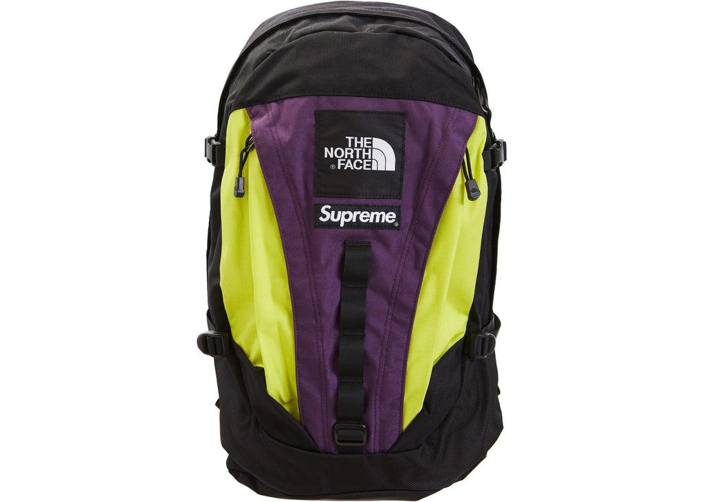 Supreme The North Face Expedition Backpack- Sulphur